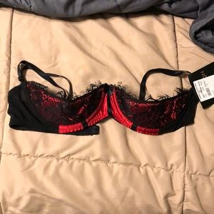 NWT Open Cup Bra